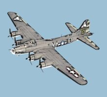 Boeing B-17 Flying Fortress Kids Clothes