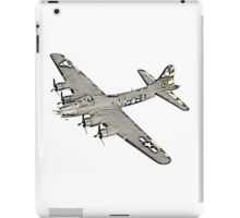 Boeing B-17 Flying Fortress iPad Case/Skin