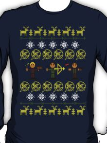 Christmas Games Ugly Sweater Shirt T-Shirt