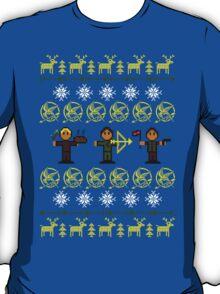 Christmas Games Ugly Sweater Shirt T-Shirt