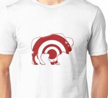 Bulls-eye Target Buffalo Silhouette Unisex T-Shirt