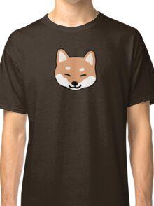 Shiba Inu Blinking Classic T-Shirt