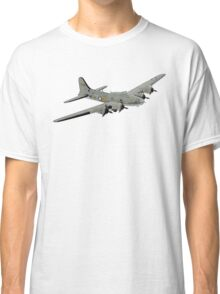 Boeing B-17 Flying Fortress Memphis Belle Classic T-Shirt
