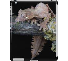Satanic leaf tailed gecko iPad Case/Skin