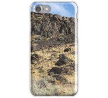 Cliffs at Vantage - Washington iPhone Case/Skin