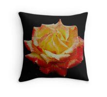 photoj Flora  'Wild Rose' Throw Pillow