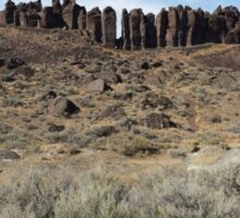 Vantage Washington Rock Pillars Sticker