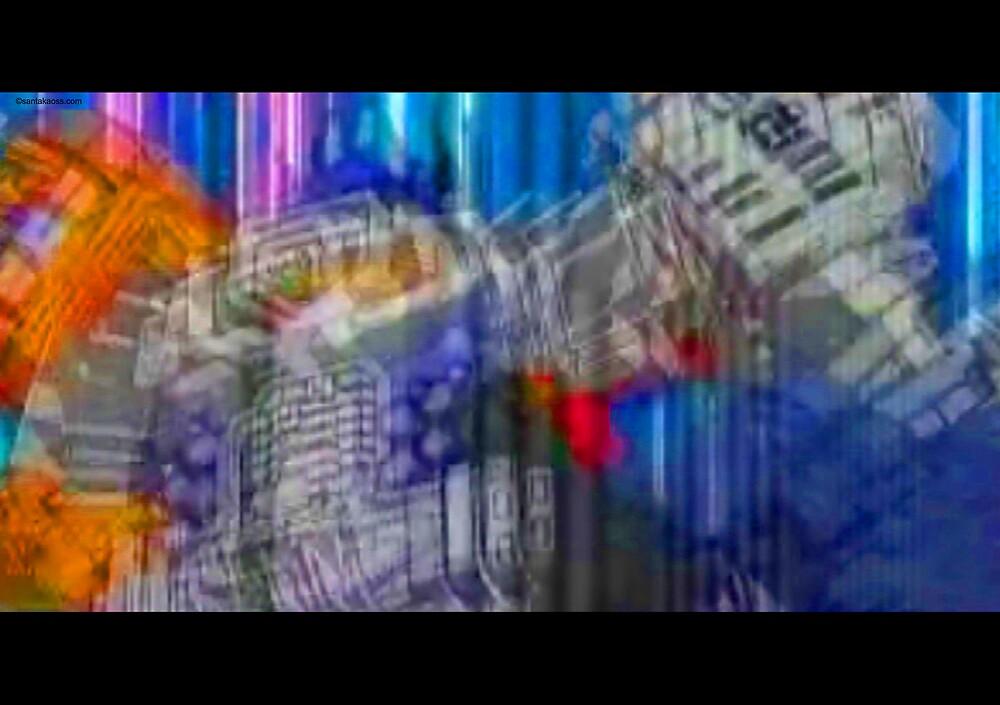 Interdimensional MangaBot #2 by santakaoss