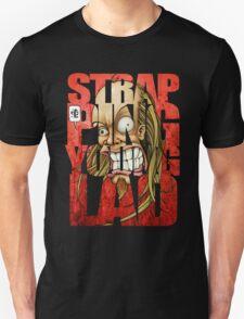 Devin Townsend Strapping Young Lad Red Letters 2 T-Shirt