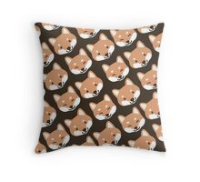 Shiba Inu Throw Pillow