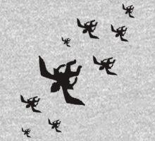 flying monkeys by littlegirllost