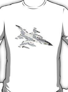 Panavia Tornado jet airplane T-Shirt