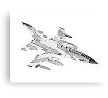 Panavia Tornado jet airplane Canvas Print