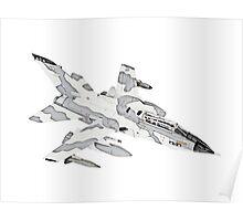 Panavia Tornado jet airplane Poster