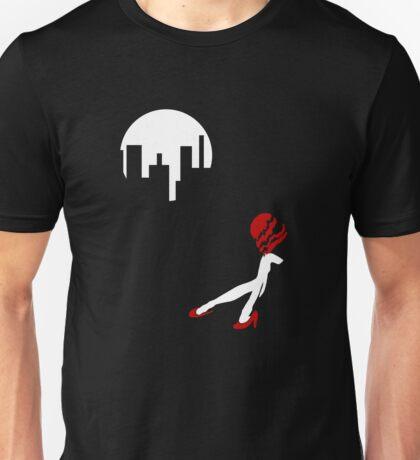 after dark Unisex T-Shirt