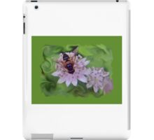 Drone Flower C iPad Case/Skin