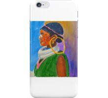 Tribal art iPhone Case/Skin