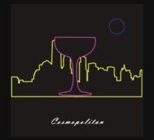 Cosmopolitan  by changtang