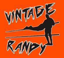 VINTAGE RANDY! by greeney