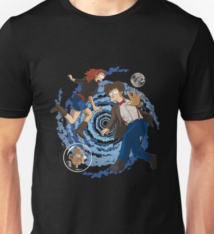 Dr Who Doctorama Returns Unisex T-Shirt