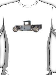 1932 Ford Custom Pickup Truck - RatRod T-Shirt