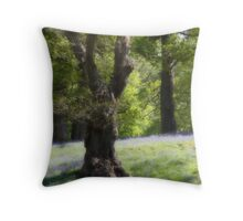 Dream Trees 1 Throw Pillow