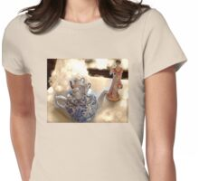 The Magic of the Past Womens Fitted T-Shirt