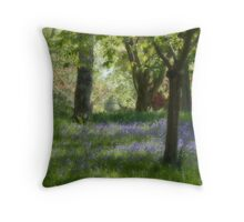 Dream Trees 3 Throw Pillow