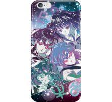 Sailor senshi iPhone Case/Skin