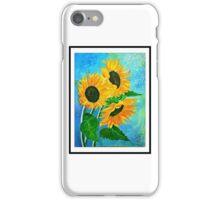 Summer bloom iPhone Case/Skin