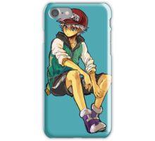 HxH - Cap iPhone Case/Skin
