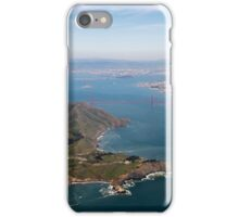 Golden Gate Bridge and the Bay Area iPhone Case/Skin