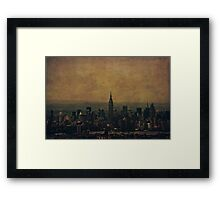 And The Rest Of The World Framed Print