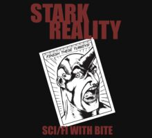 STARK REALITY Logo featuring Ryno by BMBaus