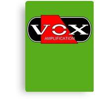 Cool Vox Canvas Print