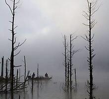 Fisherman's Dawn by Scarlett