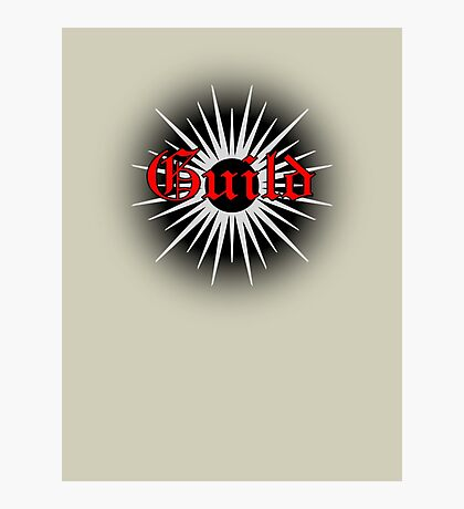Guild Photographic Print