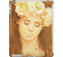 Gaze into Oblivion iPad Case/Skin