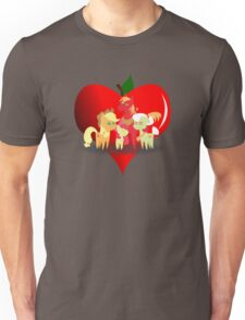Apple Family Unisex T-Shirt