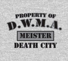 D.W.M.A. Meister Uniform by ArseFace