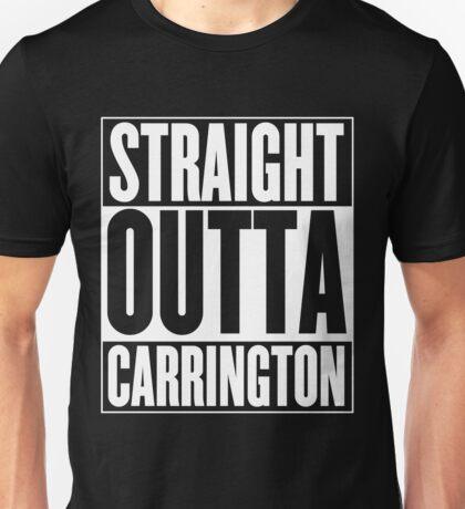 Straight Outta Carrington Unisex T-Shirt