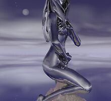 Immortalized In Silver by Rhonda Blais