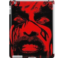King Diamond (Red) iPad Case/Skin