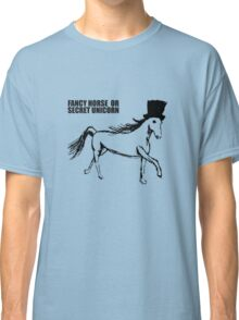 Secret Unicorn Classic T-Shirt