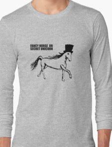 Secret Unicorn Long Sleeve T-Shirt