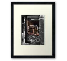 Law Office Framed Print