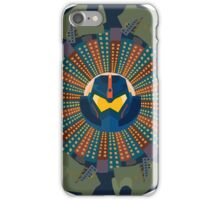 Pacific Rim Gipsy Danger and the City iPhone Case/Skin