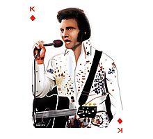 King Presley Photographic Print