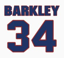 Basketball player Charles Barkley jersey 34 by imsport