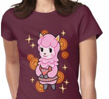 Reese of Animal Crossing Womens Fitted T-Shirt